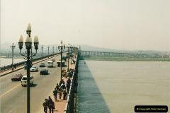 1993-04-03 to 24 China & Hong Kong.  (246)246
