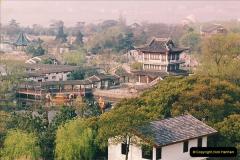 1993-04-03 to 24 China & Hong Kong.  (284)284