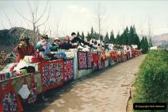 1993-04-03 to 24 China & Hong Kong.  (99)099