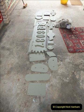 China Rail Plates Restorations. Picture (18) 18