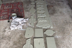 China Rail Plates Restorations. Picture (19) 19