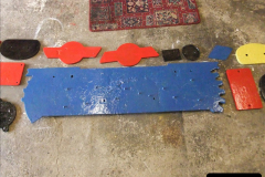 China Rail Plates Restorations. Picture (26) 26
