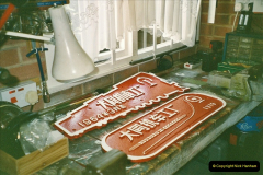 China Rail Plates Restorations. Picture (38) 38