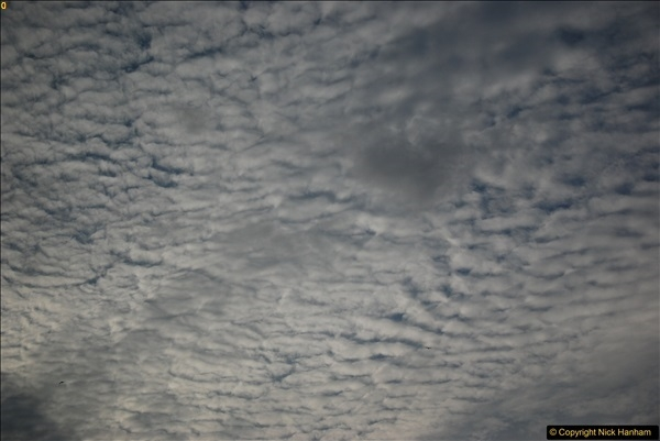 2017-08-26 Clouds over the New Forest, Hampshire.  (10)099