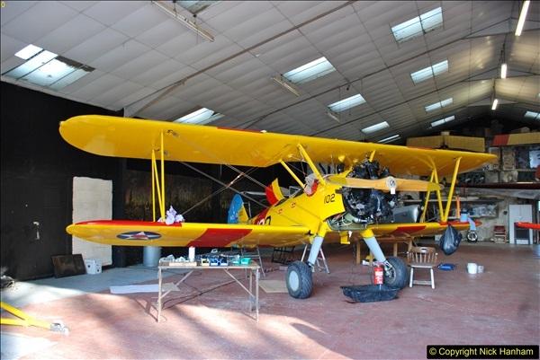 2018-02-06 Compton Abbas Airfield, Shaftesbury, Dorset.  (32)32