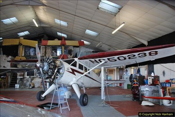 2018-02-06 Compton Abbas Airfield, Shaftesbury, Dorset.  (46)46