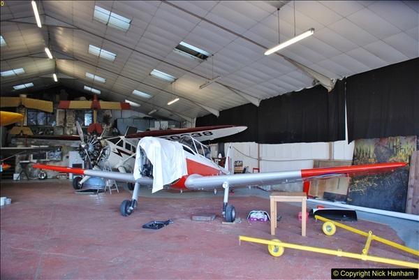2018-02-06 Compton Abbas Airfield, Shaftesbury, Dorset.  (66)66
