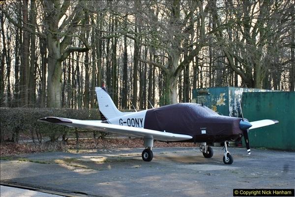 2018-02-06 Compton Abbas Airfield, Shaftesbury, Dorset.  (67)67