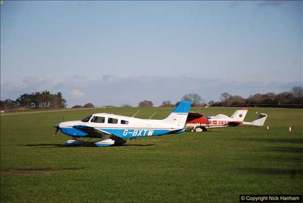 2018-02-06 Compton Abbas Airfield, Shaftesbury, Dorset.  (68)68