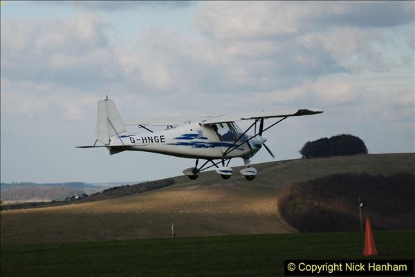 2018-02-06 Compton Abbas Airfield, Shaftesbury, Dorset.  (77)77