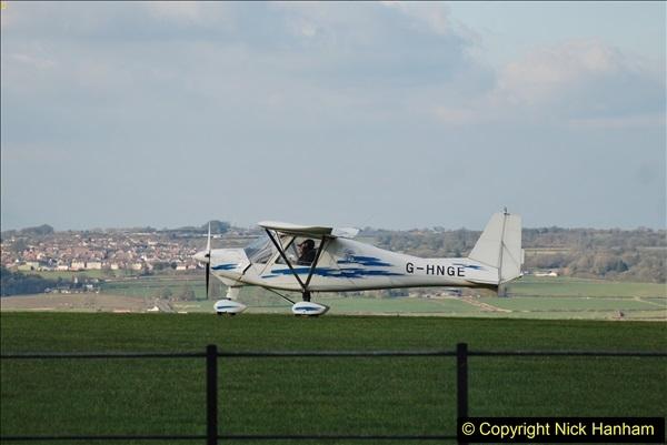 2018-02-06 Compton Abbas Airfield, Shaftesbury, Dorset.  (80)80