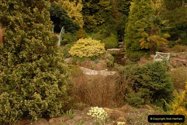 2013-04-27 Compton Acres Gardens, Poole, Dorset.  (62)062