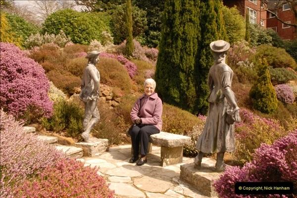 2013-04-27 Compton Acres Gardens, Poole, Dorset.  (94)094