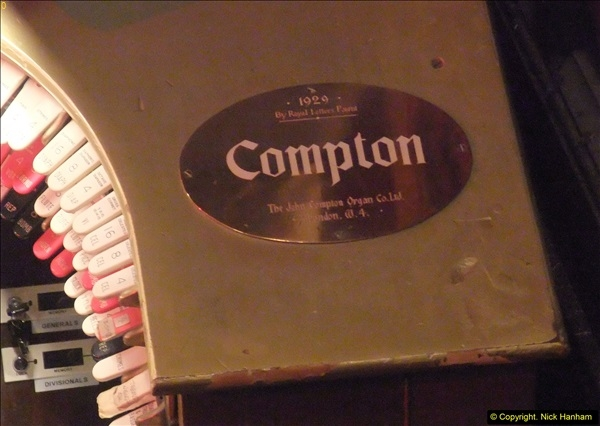 2016-04-07 The Compton Organ at the Pavilion Theatre, Bournemouth (13)23