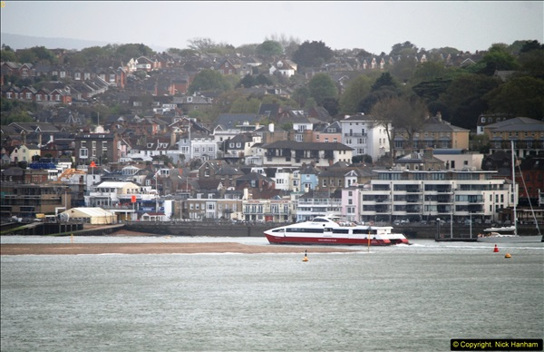 2015-05-03 Three Queens leave Southampton. (174)174