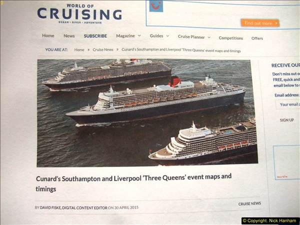 2015-05-03 Three Queens leave Southampton. (7)007