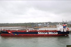 2015-05-03 Three Queens leave Southampton. (139)139