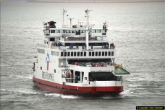 2015-05-03 Three Queens leave Southampton. (152)152