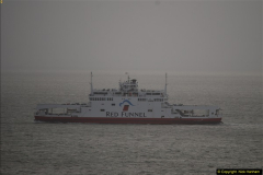 2015-05-03 Three Queens leave Southampton. (175)175