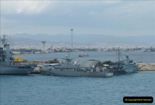 MV Discovery Eastern Med. Cruise Cyprus 03 November 2011