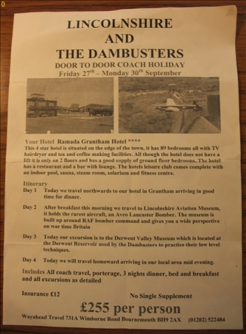 2013-09-27 to 30 The Lincolnshire Aviation Heritage Centre, Just Jane and The Dam Busters.  (1)001