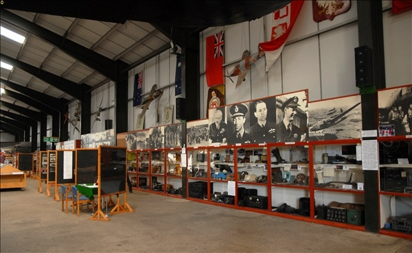 2013-09-27 to 30 The Lincolnshire Aviation Heritage Centre, Just Jane and The Dam Busters.  (293)293