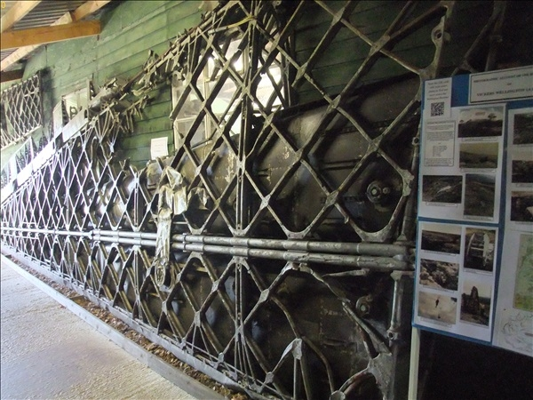2013-09-27 to 30 The Lincolnshire Aviation Heritage Centre, Just Jane and The Dam Busters.  (360)360