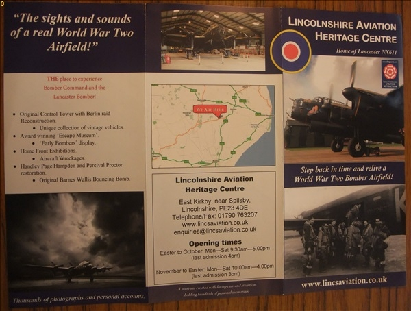 2013-09-27 to 30 The Lincolnshire Aviation Heritage Centre, Just Jane and The Dam Busters.  (4)004