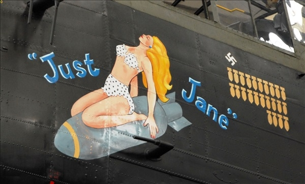 2013-09-27 to 30 The Lincolnshire Aviation Heritage Centre, Just Jane and The Dam Busters.  (43)043