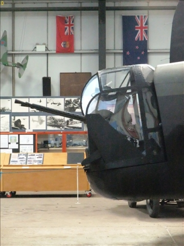 2013-09-27 to 30 The Lincolnshire Aviation Heritage Centre, Just Jane and The Dam Busters.  (62)062