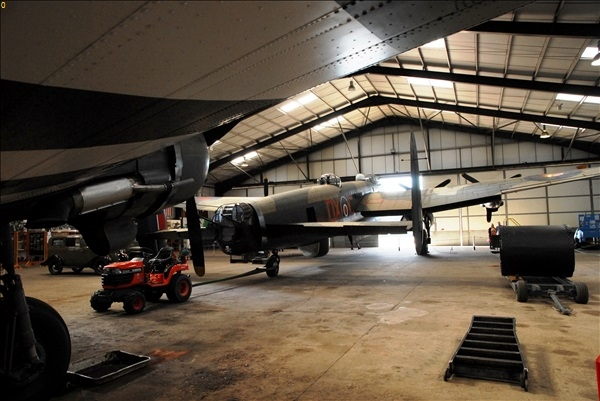 2013-09-27 to 30 The Lincolnshire Aviation Heritage Centre, Just Jane and The Dam Busters.  (64)064