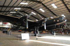 2013-09-27 to 30 The Lincolnshire Aviation Heritage Centre, Just Jane and The Dam Busters.  (49)049