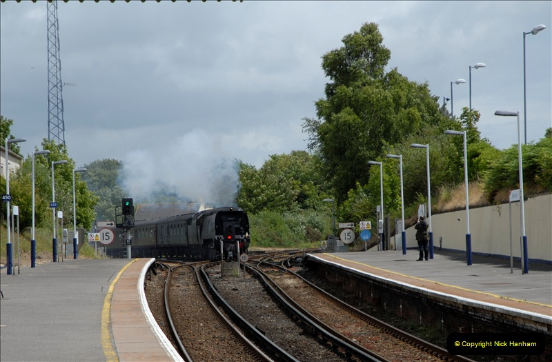 2011-06-16 DCE. Tangmere @ Branksome, Poole, Dorset.  (2)002