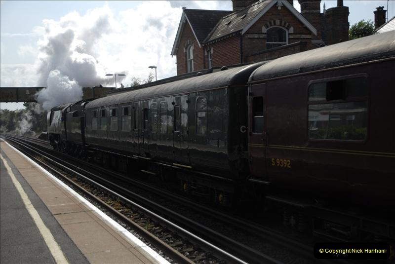 2011-06-16 DCE. Tangmere @ Parkstone, Poole, Dorset.  (16)016