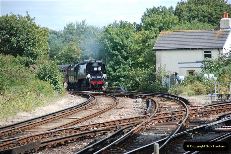 2011-08-09 DCE. Tangmere @ Branksome, Poole, Dorset. (1)050