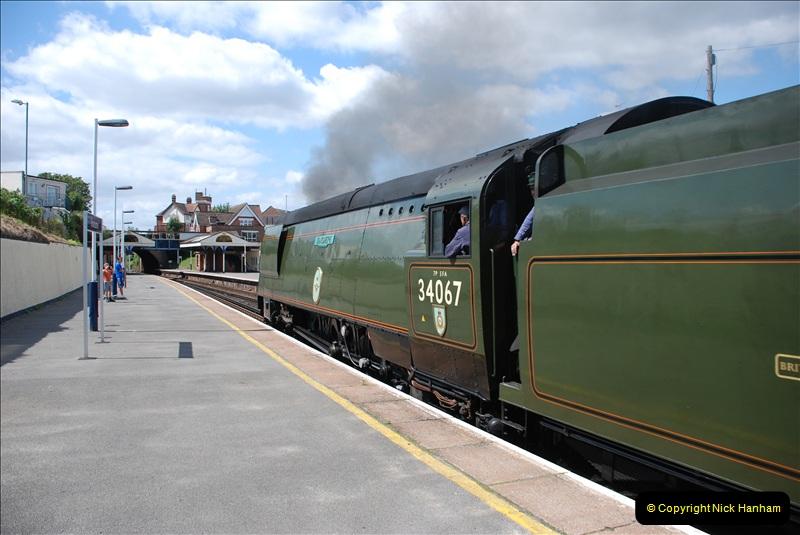 2011-08-09 DCE. Tangmere @ Branksome, Poole, Dorset. (11)060