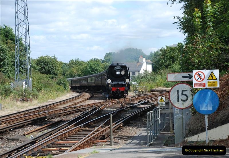 2011-08-09 DCE. Tangmere @ Branksome, Poole, Dorset. (6)055