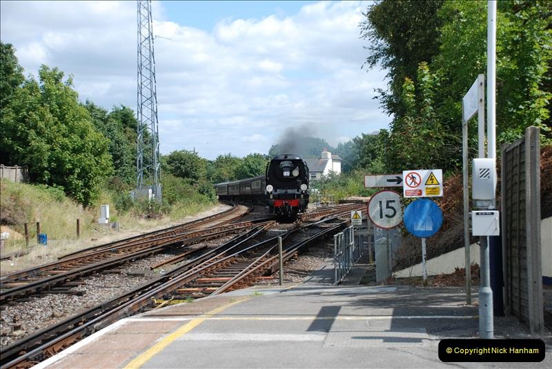 2011-08-09 DCE. Tangmere @ Branksome, Poole, Dorset. (7)056