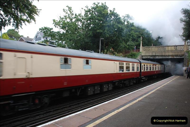 2011-08-17  Bath Spa Express @ Parkstone.  (3)075