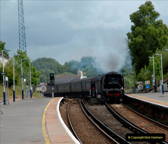2011-06-16 DCE. Tangmere @ Branksome, Poole, Dorset.  (5)005