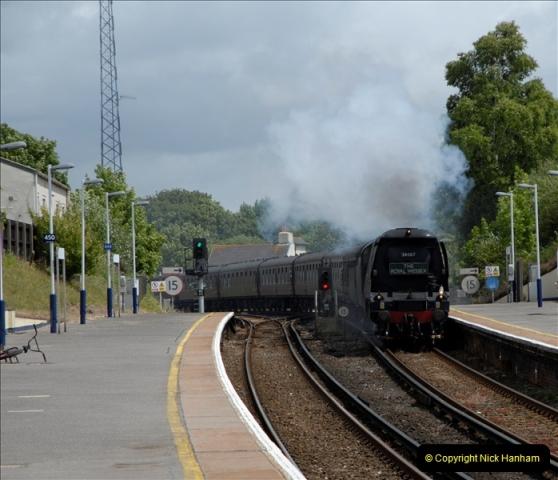 2011-06-16 DCE. Tangmere @ Branksome, Poole, Dorset.  (7)007