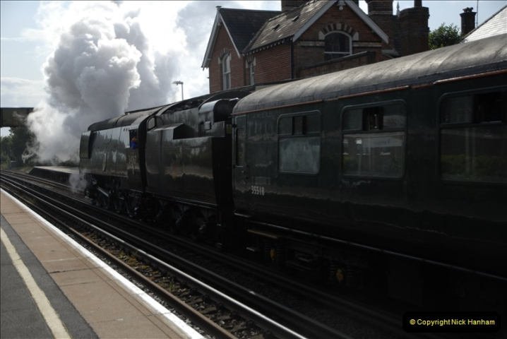 2011-06-16 DCE. Tangmere @ Parkstone, Poole, Dorset.  (18)018