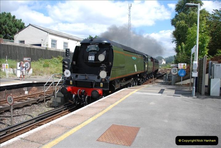 2011-08-09 DCE. Tangmere @ Branksome, Poole, Dorset. (10)059