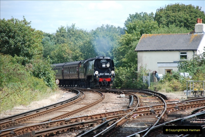 2011-08-09 DCE. Tangmere @ Branksome, Poole, Dorset. (2)051