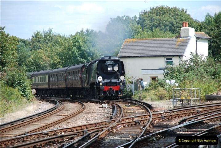 2011-08-09 DCE. Tangmere @ Branksome, Poole, Dorset. (3)052