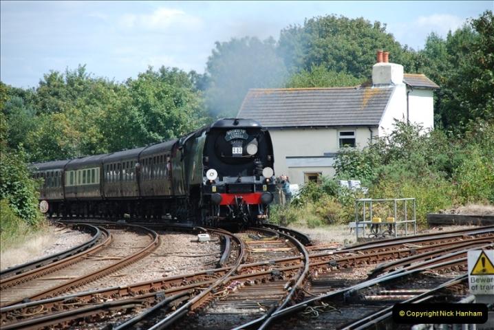 2011-08-09 DCE. Tangmere @ Branksome, Poole, Dorset. (4)053
