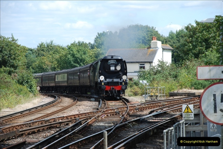 2011-08-09 DCE. Tangmere @ Branksome, Poole, Dorset. (5)054