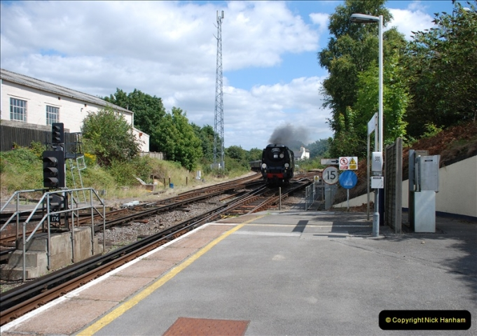 2011-08-09 DCE. Tangmere @ Branksome, Poole, Dorset. (8)057