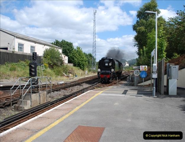2011-08-09 DCE. Tangmere @ Branksome, Poole, Dorset. (9)058