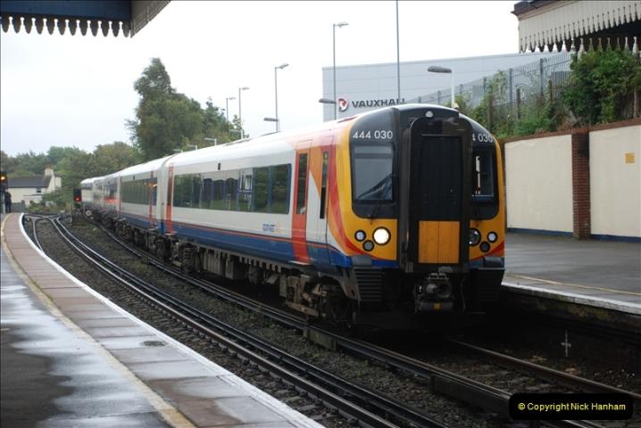 2011-09-06 70013 Oliver Cromwell @ Branksome, Poole, Dorset. (2)102